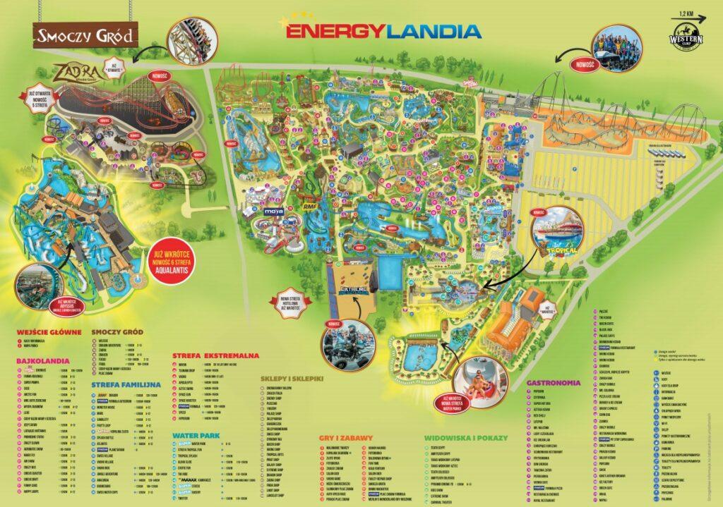 energylandia-mapa